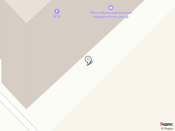Банкомат, АКБ Банк Москвы на карте Азова