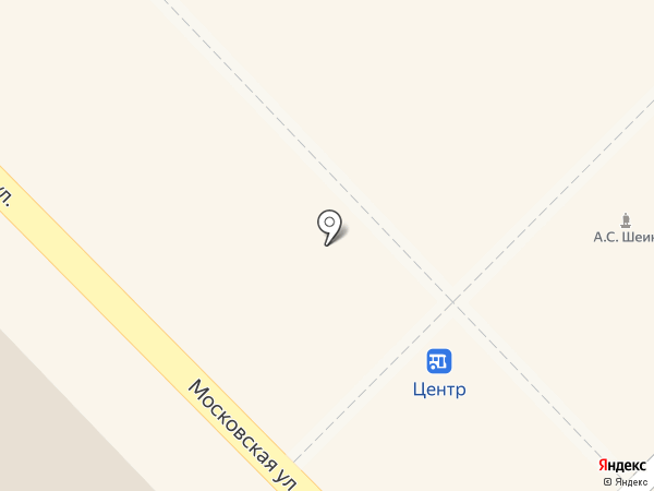 Бухгалтерская фирма на карте Азова