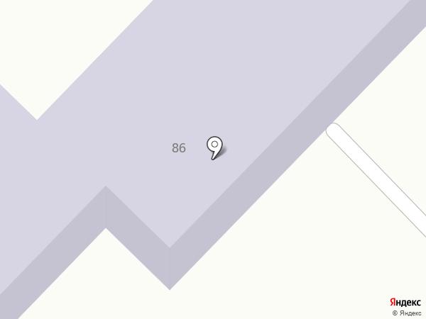 Детский сад №17, Солнышко на карте Азова
