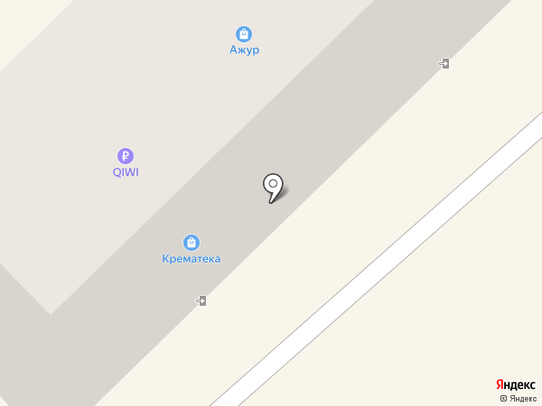 Bonito на карте Азова