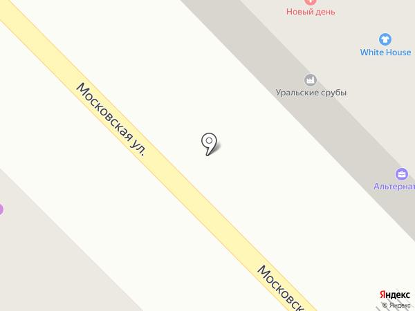 Milana на карте Азова