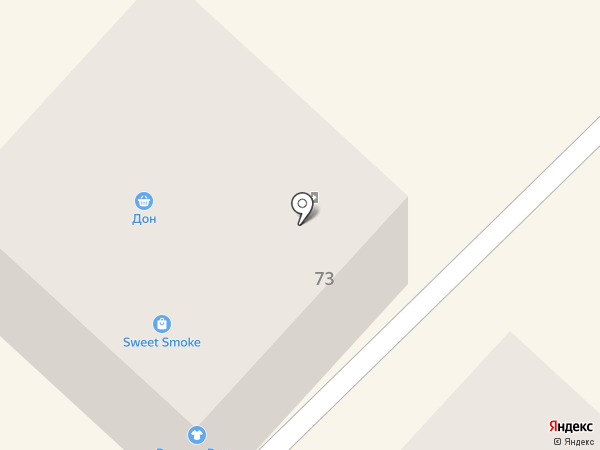 Дон на карте Азова
