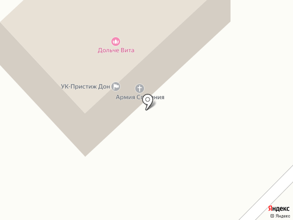 Жилищный сервис на карте Азова