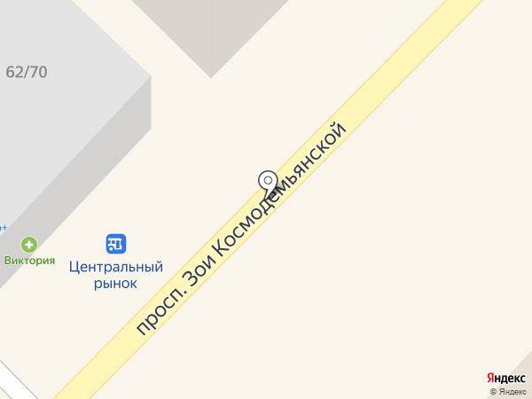 СиМ сервис на карте Азова