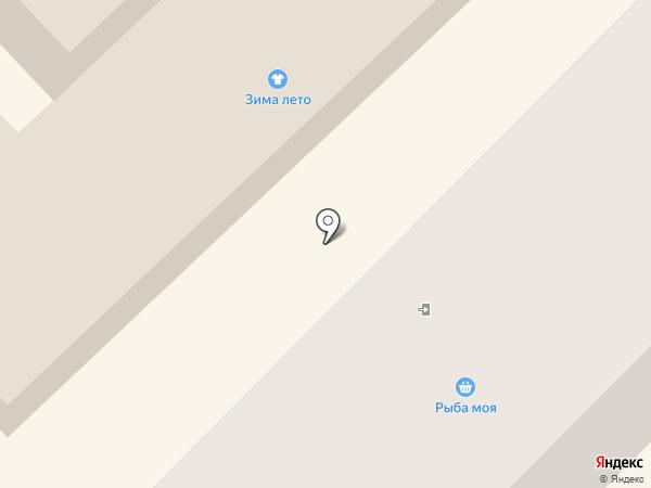 Сбербанк, ПАО на карте Азова