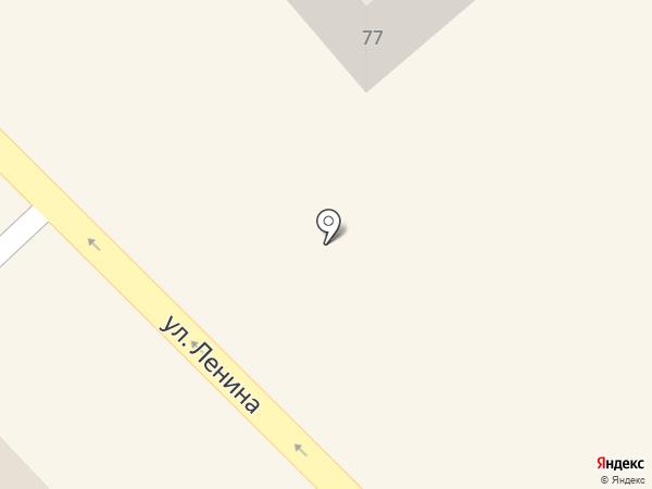 E1 на карте Азова