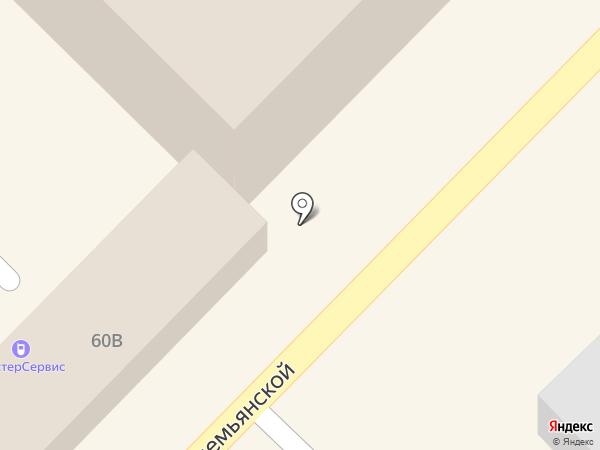 Детский дом г. Азова на карте Азова