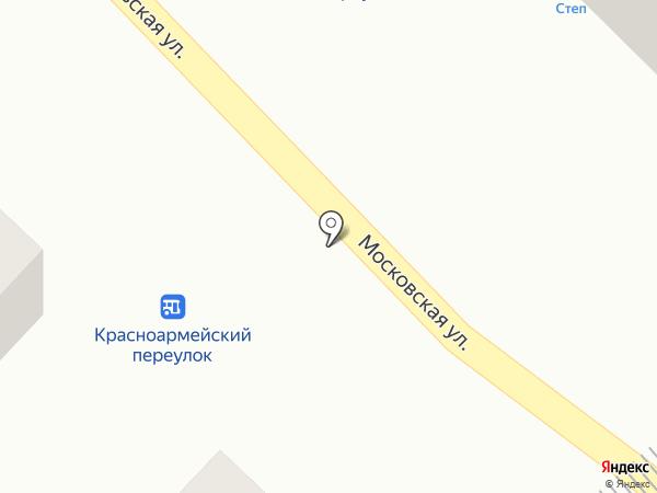 Лукьянов, Попадинец и партнеры на карте Азова