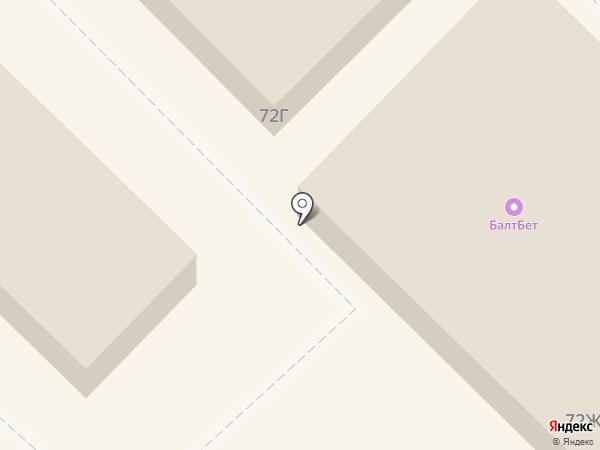Зоомагазин на карте Азова