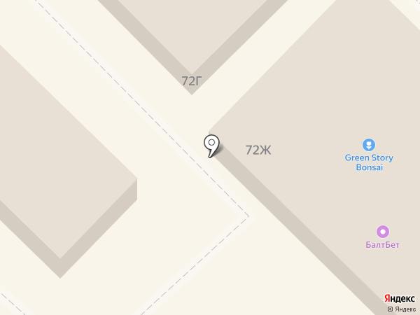 Кураж на карте Азова