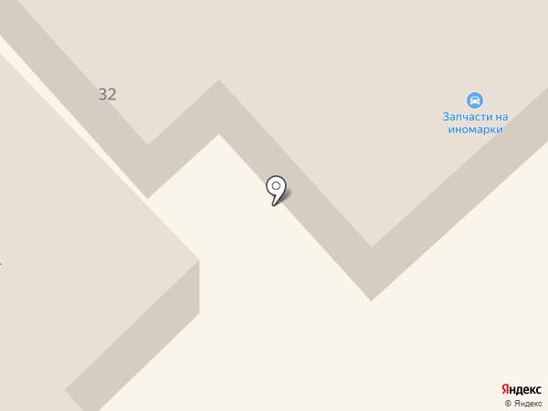 Сеть мебельных салонов на карте Азова