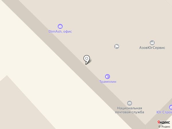 GkmSoft на карте Азова
