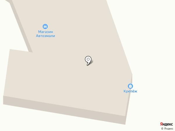 ToАвто на карте Азова