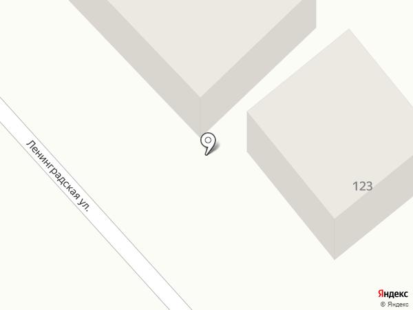Мика на карте Азова