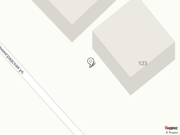 Адвокат на карте Азова