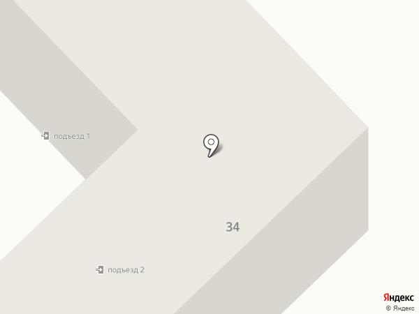 Почтовое отделение №9 на карте Азова