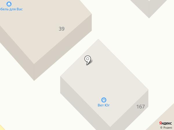 Мебель для Вас на карте Азова