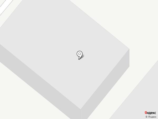 Антарес на карте Липецка