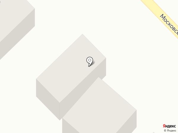 Тавуш на карте Азова