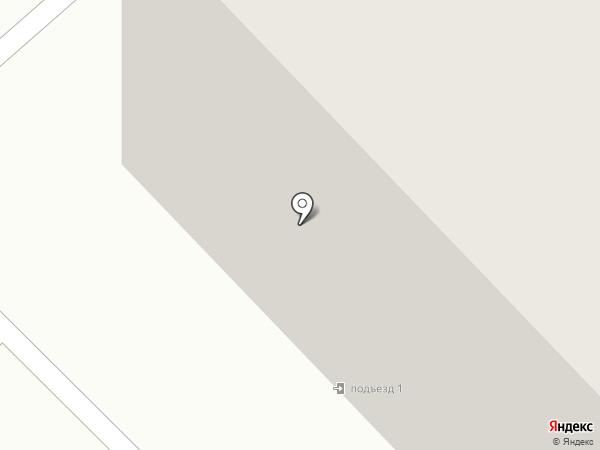 Маяк, ТСЖ на карте Азова
