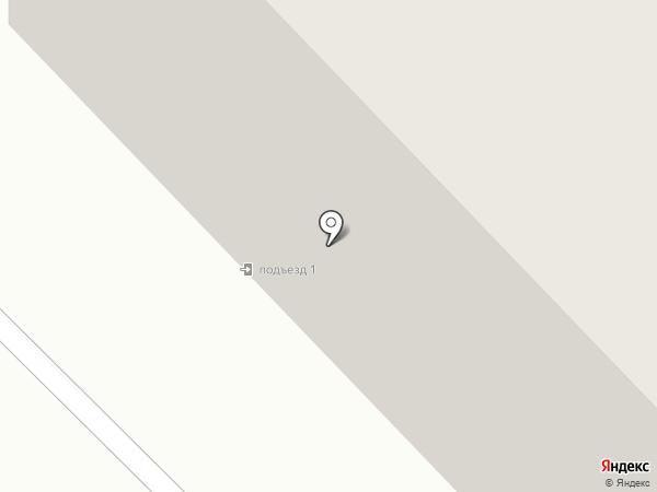 Маяк на карте Азова