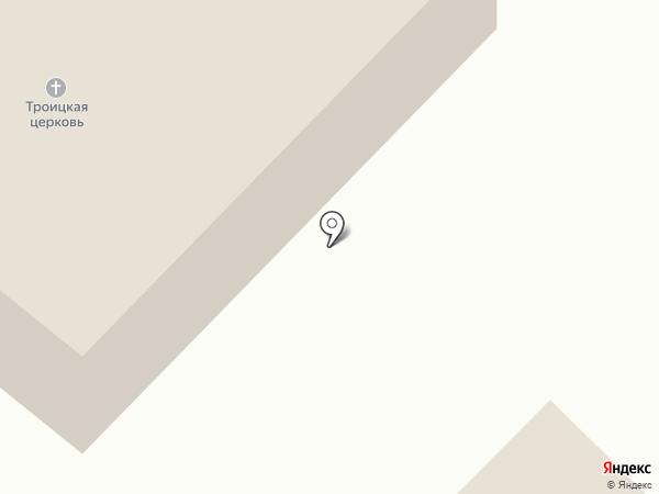 Свято-Троицкий приход г. Азова на карте Азова