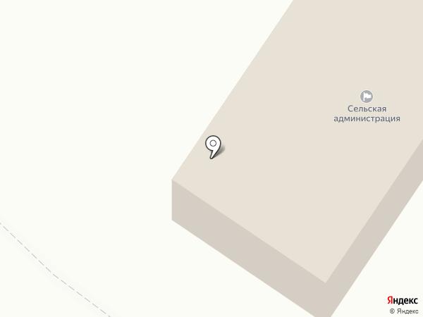 Администрация Баграмовского сельского поселения на карте Баграмово