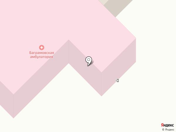 Мираж на карте Баграмово