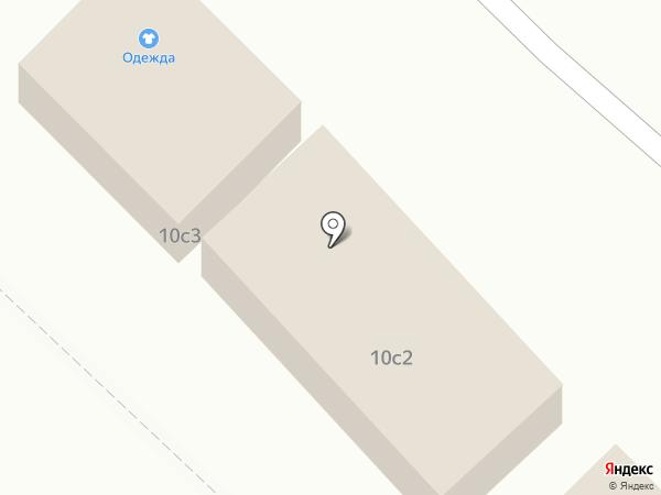 Рубин на карте Баграмово