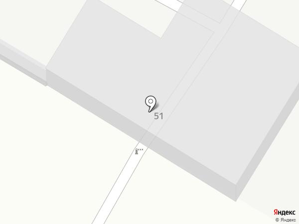 Теплосфера на карте Липецка