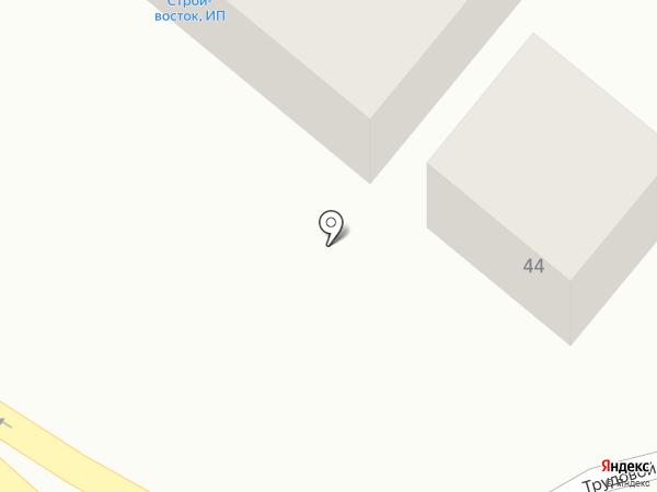 Автозапчасти у Филлиповича на карте Азова