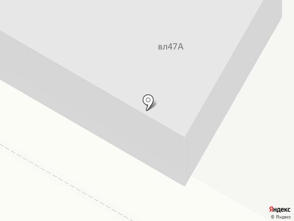ЛипецкМАЗкомплект на карте Липецка