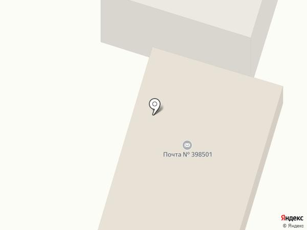 Аптека № 123 на карте Копцевов Хутора