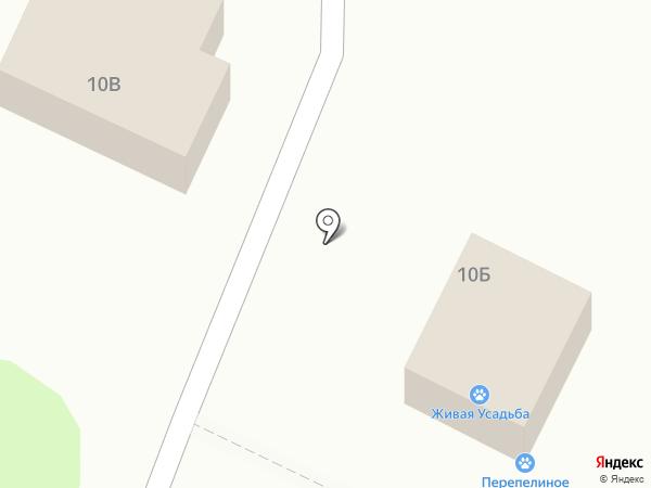 Аграрная компания на карте Кузьминских Отвержек