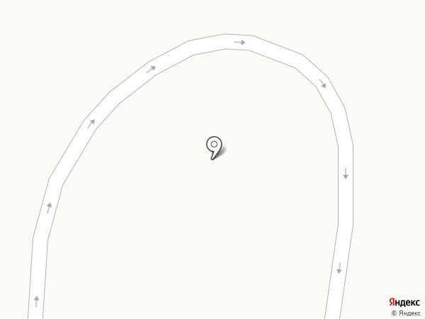 АЗС на Красноармейской на карте Чалтыря