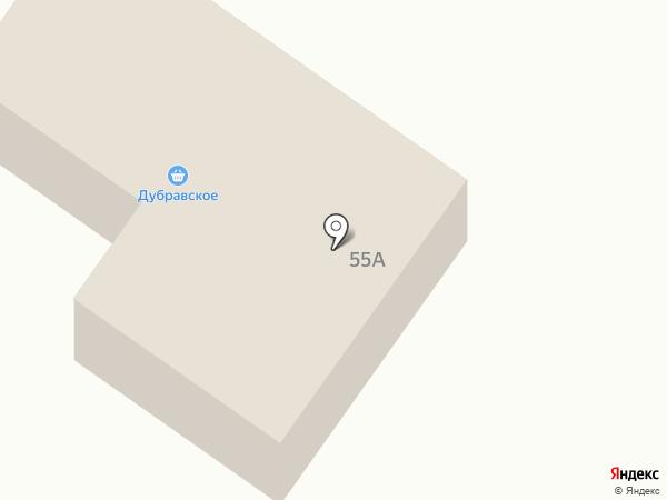 Продуктовый магазин на карте Кузьминских Отвержек