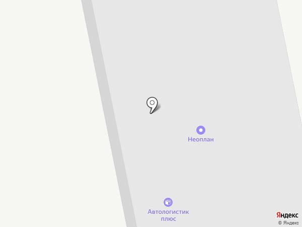 Агро-деталь на карте Липецка