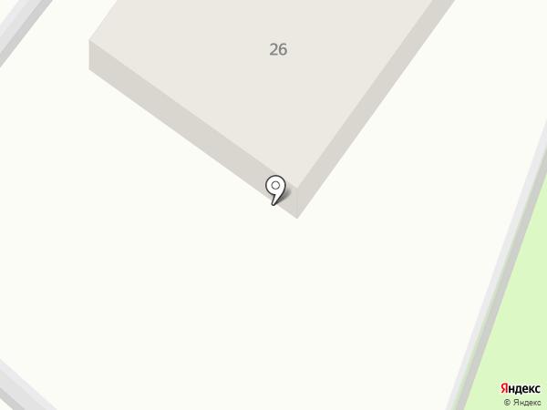 Родной дворик на карте Лениного