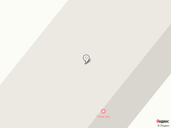 Продовольственный магазин на карте Рыбного