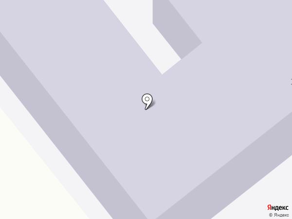 Средняя общеобразовательная школа №1 на карте Чалтыря