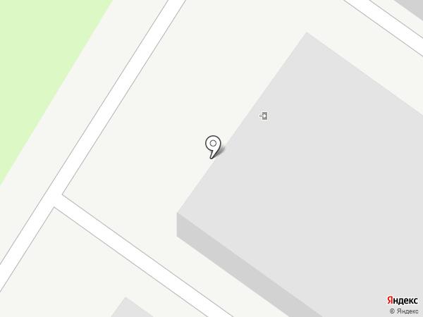 Молодежный-2 на карте Липецка