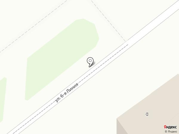 Армянская Апостольская Церковь Сурб Амбарцум на карте Чалтыря