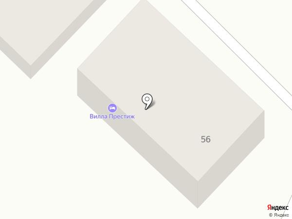 Престиж на карте Сочи