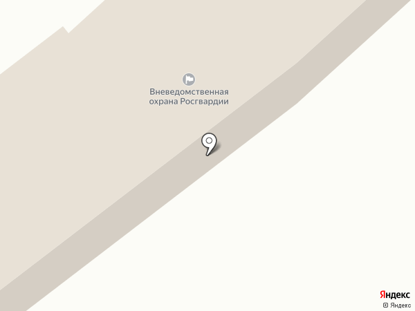 Отдел МВД России по Мясниковскому району на карте Чалтыря
