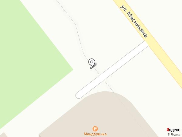 Открытый мир на карте Чалтыря