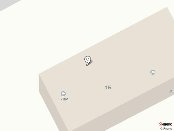 Уголовно-исполнительная инспекция по Мясниковскому району на карте Чалтыря
