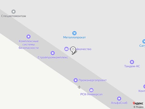 Комплексные системы безопасности на карте Липецка