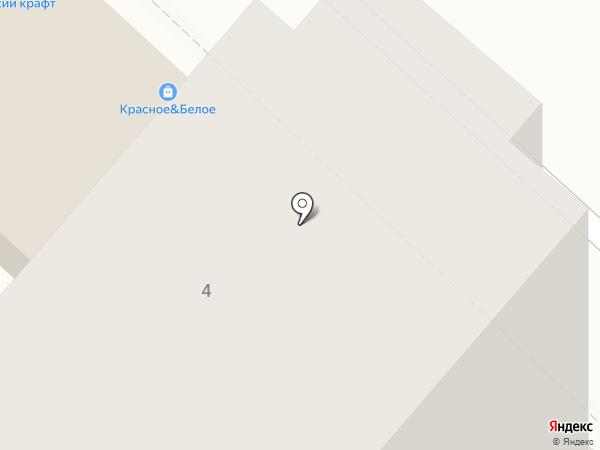 Валео на карте Липецка
