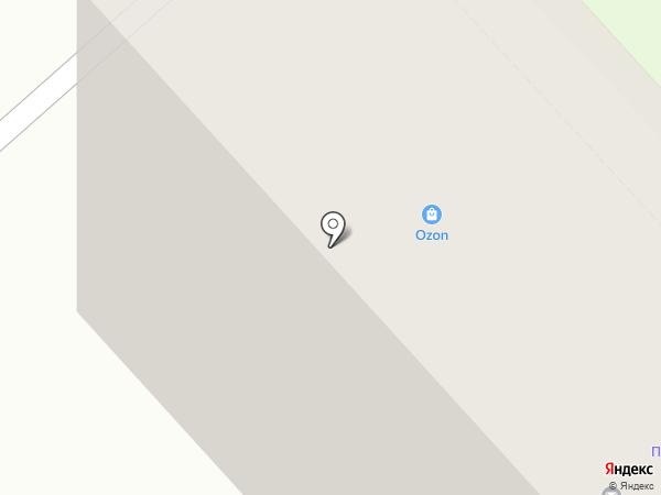 Морской воздух на карте Липецка