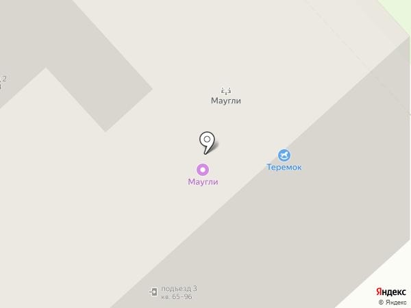Люксоль на карте Липецка